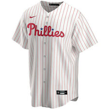 Brand New 2020 Philadelphia Phillies Nike Home Replica Team Jersey New With Tags