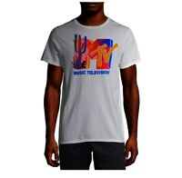 MTV FESTIVAL LOGO BIG MENS GRAPHIC T-SHIRT SIZE XL BRAND NEW WITH TAGS!