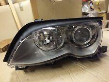 Genuine BMW E46 3 series 01-05 L/H N/S Xenon Headlamp VL RHD   63127165789  B135