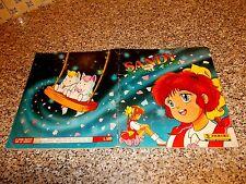 ALBUM SANDY DAI MILLE COLORI PANINI 1987 COMPLETO MB/OTTIMO TIPO LULU CREAMY FLO