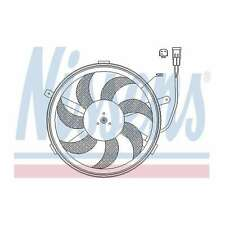 Fits Mini One D R56 1.6 Genuine OE Quality Nissens Engine Cooling Radiator Fan
