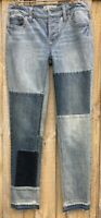 Free People skinny jeans stretch size W 26 (AUS 6-8) NWOT Blue (fp63)