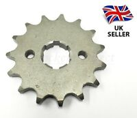 Front Steel Drive Sprocket 259-15 for HONDA CG125, CB125, CBX125, CM125