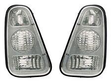 CHROME LOOK REAR BACK LIGHTS FOR MINI R50 GENERATION 1  6/2001-6/2006 MODEL