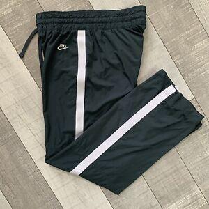Nike Women's Size M Warmup Track Pants Straight Leg