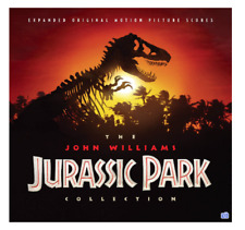 THE JOHN WILLIAMS JURASSIC PARK collection LIMITED 4CD