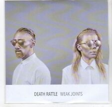 (GF128) Death Rattle, Weak Joints - 2014 DJ CD