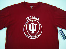 IU INDIANA HOOSIERS Big 10 NCAA Basketball Crimson ProEdge T Shirt Mens XL NWT