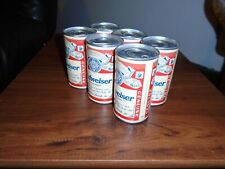 New listing Vintage Budweiser Mini Six Pack Beer Cans With Branded Golf Balls Inside