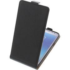 Funda para Samsung Galaxy J2 Pro 2018 Tipo Flip Funda protectora con tapa negro