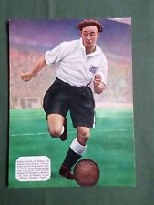 BEDFORD JEZZARD - FULHAM -  ACTION SHOT -1 PAGE PICTURE-CLIPPING/CUTTING
