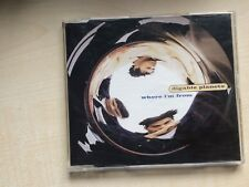 DIGABLE PLANETS - WHERE I'M FROM (CD SINGLE) RARE RAP