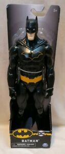 BATMAN - *New & Boxed* DC Batman Black 12 inch Spin Master Creature Chaos Figure