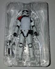 "Star Wars Force Awakens FIRST ORDER STORMTROOPER OFFICER Loose 3.75"" Figure"