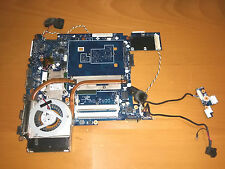 Working - Motherboard, Fan and CPU Assembly for Samsung NP-Q320 laptop