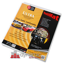 HushMat® ULTRA Starter Kit 10151 Silver Sound Deadening Door Speakers 4 Sq. Ft.