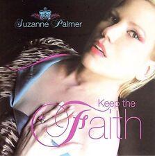 ~COVER ART MISSING~ Suzanne Palmer CD Keep the Faith Single