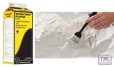 C1180 Woodland Scenics Shaper Sheet Plaster 1/2 Gal