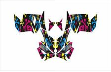 SKI DOO BRP REV XP XM XR Z SUMMIT FREERIDE GRAPHICS DECAL WRAP 163 154 146 137 c