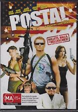 POSTAL - ZACK WARD - DAVE FOLEY - CHRIS COPPOLA -  DVD - NEW