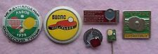 Collection of pins-Ussr - table tennis