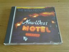 CD - THE WALKABOUTS - NEW WEST MOTEL - 14 Tracks - JACK CANDY, YOUR HOPE SHINES