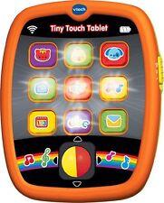 Vtech Baby Tiny Touch Tablet impara ABC attraverso un felice sing-along Song