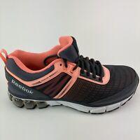 Reebok Jet Dashride 2.0 Womens Size 9 Gray Running Low Athletic Training Shoes