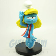 Smurfs Puffo Puffi Hong Kong 2016 Art Exhibition The Red-White-Blue Smurfette