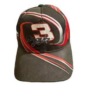 #3 Dale Earnhardt 2001 Tribute Goodwrench Vortex Hat Chase Authentics Vintage
