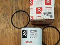 PEUGEOT 504 505 BOXER CITROEN C25 CX AX RELAY DIESEL FUEL FILTER 190632 NEW OEM