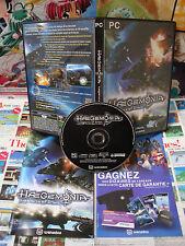 PC CD-Rom:Haegemonia - Legions of Iron [TOP & 1ERE EDITION] COMPLET - Fr