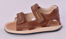 Camper Bicho Infant Boys Brown Leather Sandals UK 7 EU 24 US 8 RRP £44.00