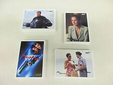 2017 James Bond Archives Final Edition 83 Card Die Another Day Gold Parallel Set