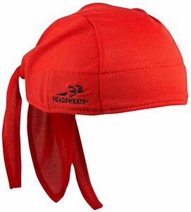 Headsweats Classic Hat, Red, One Size