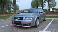 NEW AUDI A4 B6 S-LINE GENUINE RIGHT + CENTER + LEFT FRONT BUMPER GRILL GRILLE