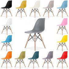 Eames Eiffel DSW Retro Vintage Plastic Dining Office Lounge Chair Designer