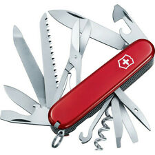VICTORINOX SWISS ARMY KNIFE RED RANGER NIB +  BONUS KNIFE SWISS ARMY RED CLASSI