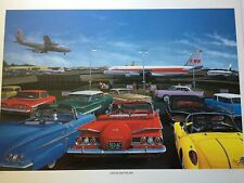 """Dave Snyder """"Lets Go See the Jets"""" 1957, 1958, 1959, 1961, Chevrolet Chevy Dave"""