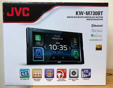 "JVC KW-M730BT 6.8"" Multimedia Receptor USB Bluetooth Estéreo Auto CarPlay Android"