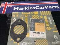 RENAULT 18 MASTER TRAFIC I CARB GASKET CARBURETTOR JOINT GENUINE NEW 7700854392