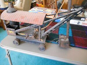 Keystone steam shovel pressed steel