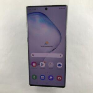 Samaung Galaxy Note10 512GB SM-N975U (GSM Unlocked) Android CrckdBack (B-31)