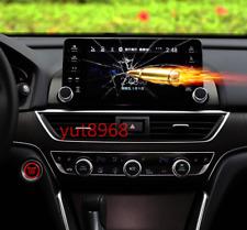 Interior Car GPS Navigation Screen Steel Protective Film For Honda Accord 2018
