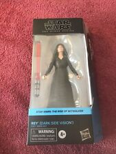 Star Wars The Black Series Rey (Dark Side Vision) 6-Inch Action Figure