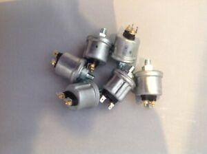 1 x GENUINE VDO oil pressure/ sender 10 Bar, 1/8 NPT. Made In GERMANY. not CHINA