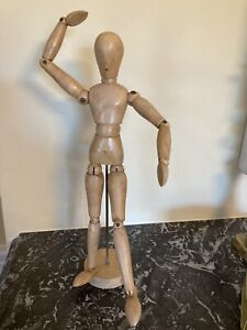 Artist's Figure/ Mannequin with stand