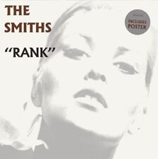 SMITHS RANK LP VINYL BRAND NEW 33RPM REMASTERED DOUBLE LP