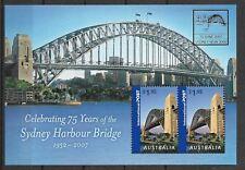 Australien, große Auswahl postfrischer und gestempelter Blocks, (BlÜ-001/075)