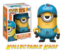 Despicable Me 3 I Heart Gru Mel Pop Vinyl Figure Funko #423